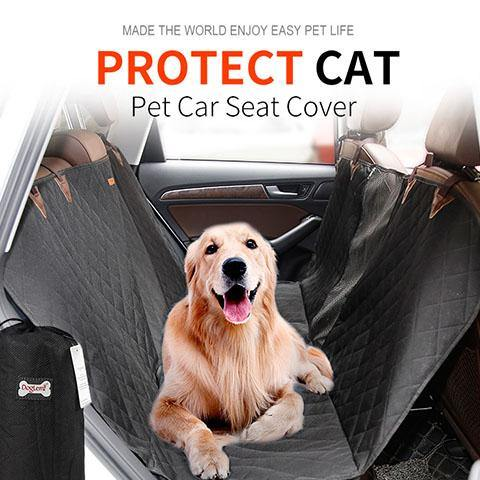 Waterproof Dog Car Seat Cover Pet Travel Car Covers Blanket