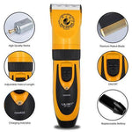 Load image into Gallery viewer, Electronic  Rechargeable Cordless Pet Hair Clipper & Trimmer, Grooming Clipper for Dog & Cat