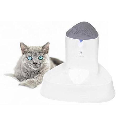 Automatic Pet Water Fountain - Cat & Dog Water Dispenser with Adjustable Water Flow