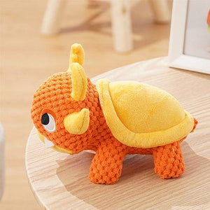 Magical Animals Dog Squeaky Plush Toys