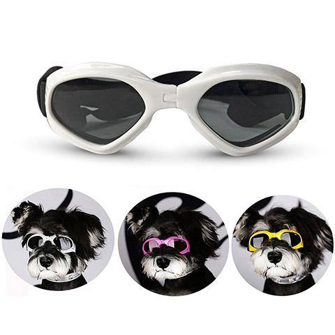 Dog Goggles Folding Sunglasses UV Protection