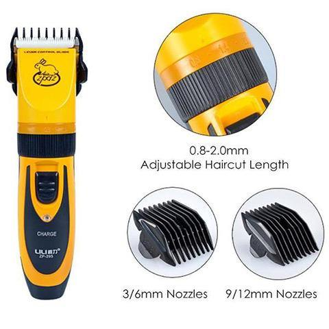 Electronic  Rechargeable Cordless Pet Hair Clipper & Trimmer, Grooming Clipper for Dog & Cat