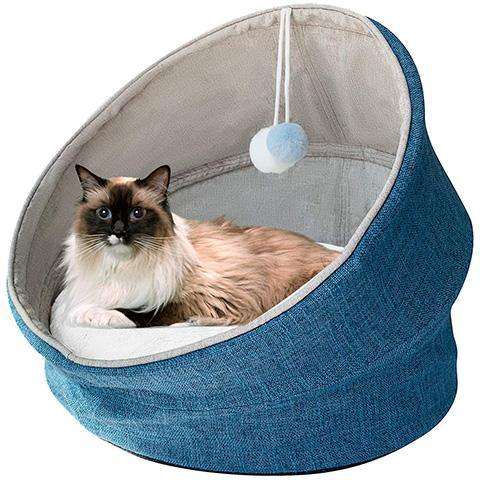 Cat Washable Foldable Tent Nest Pet Beds
