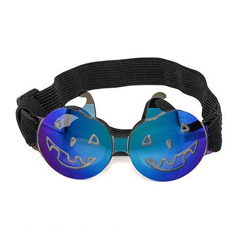 Dog Cat Pumpkin Shape Sun Glasses