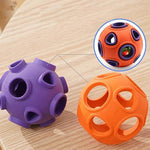 Load image into Gallery viewer, Dog Rubber Chew Glowing Elastic Ball