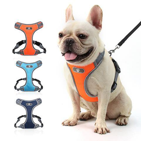 Pet Medium large Dog Vest Type Traction Rope