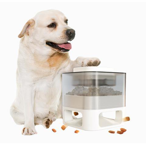 【35% off Easter Sale】Catapult for Dogs Puzzle Training Slow Food Spiller
