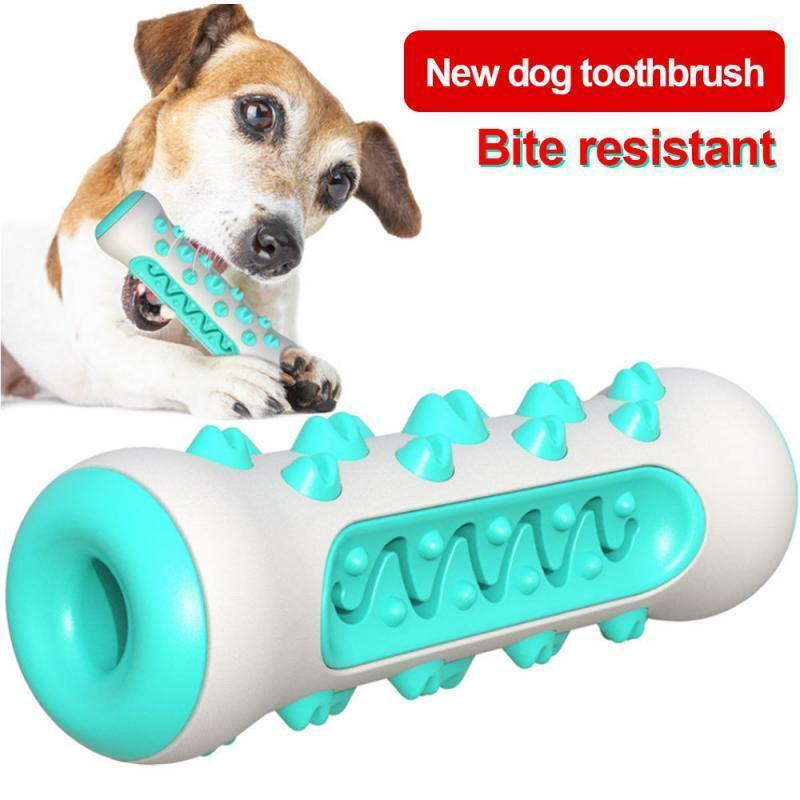 Dog Chew Toys for Aggressive Chewers Tooth Cleaning Chewing