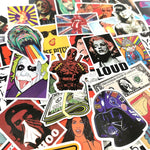 Stickers Vintage Graphic