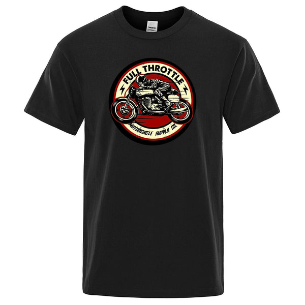 t shirt vintage motorcycle