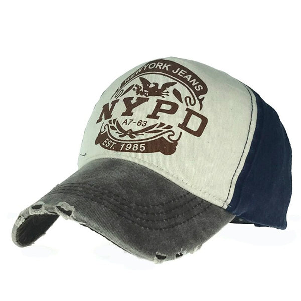 casquette new york police department