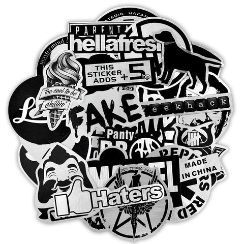 Stickers Vintage Rock