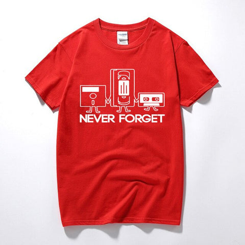 T-Shirt vintage Never Forget