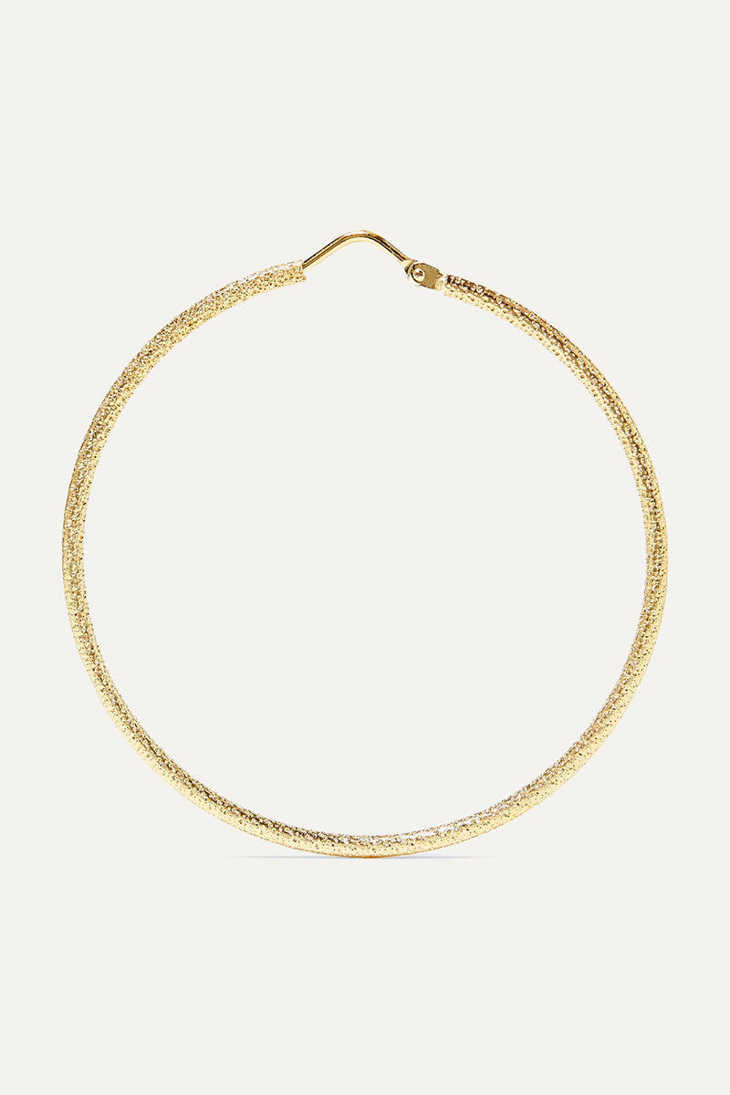 FLORENTINE FINISH MEDIUM HOOPS