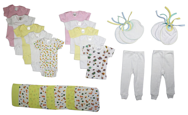 Baby Girl 26 Piece Layette Set