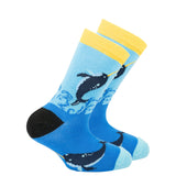 Kids Narwhal Socks