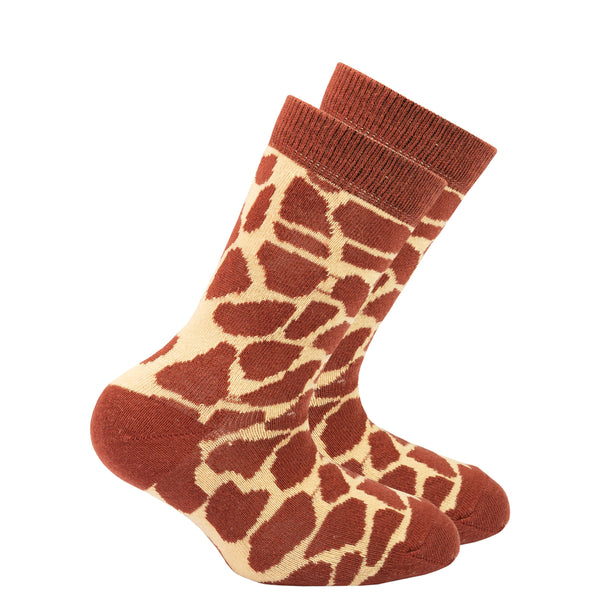 Kids Giraffe Socks