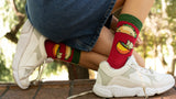 Kids Fast Food Socks