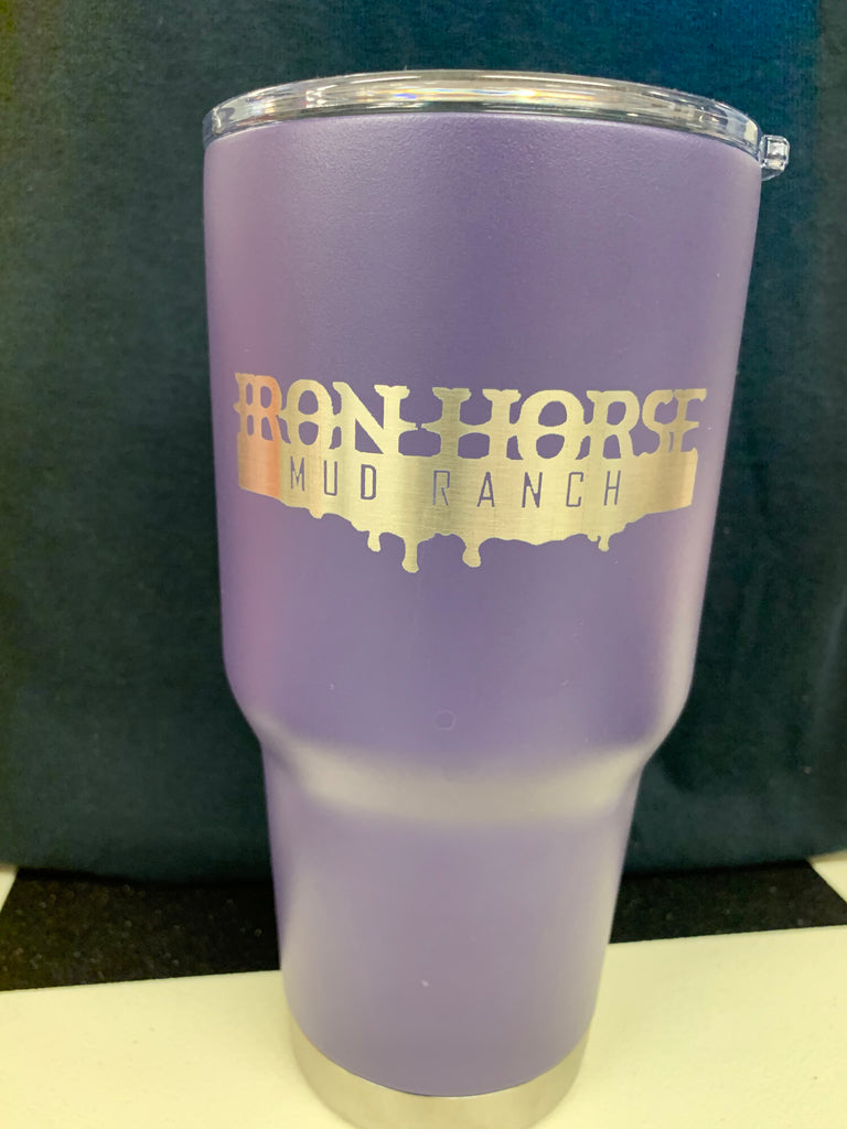 30oz Iron Horse Cups (6 colors)