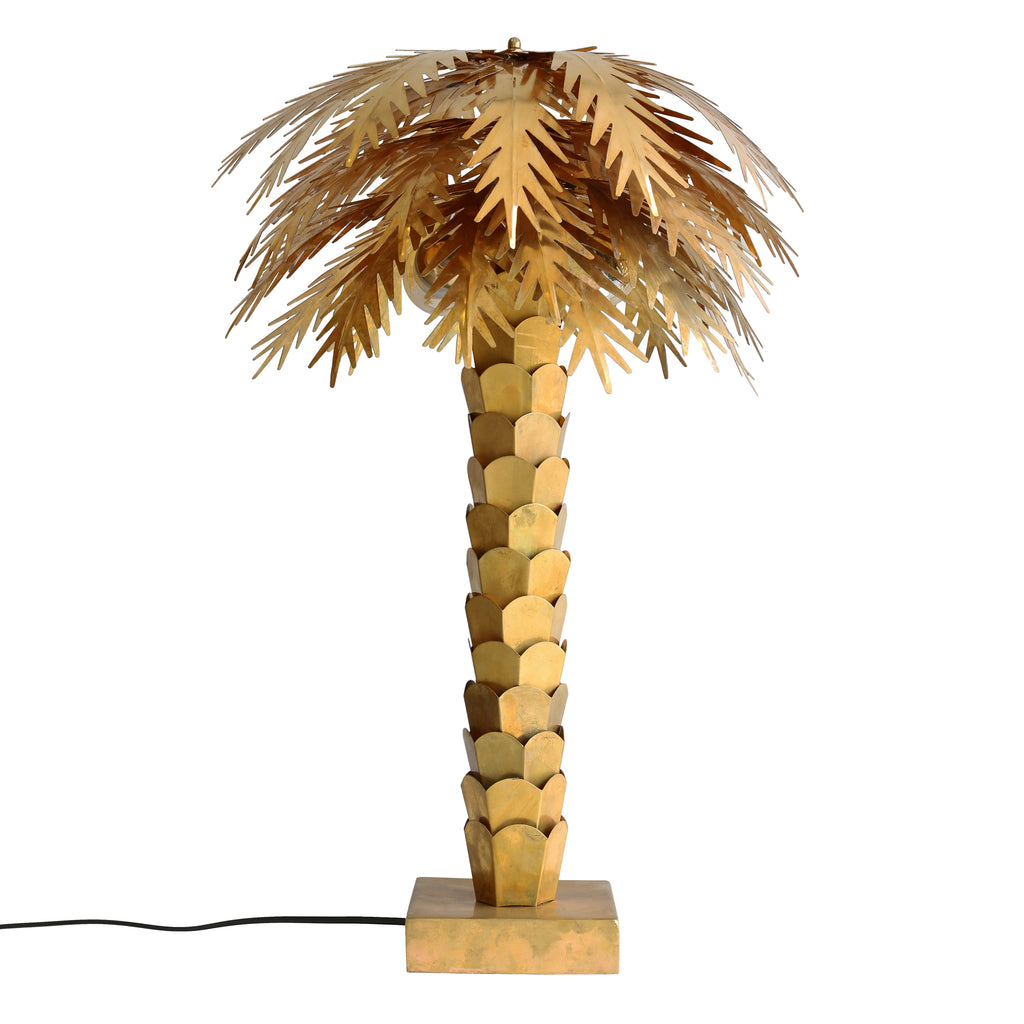 Lámpara Mesa Palm