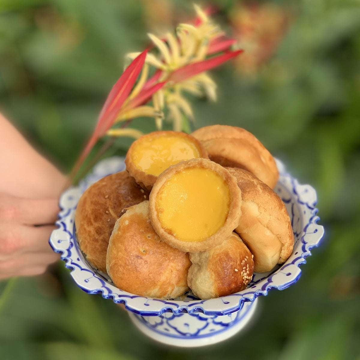 Assorted Hong Kong Pastries