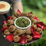 Load image into Gallery viewer, Falafel Platter 30 pieces (8-10pax)