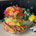 Load image into Gallery viewer, Heritage Breakfast 3-Tier Platter