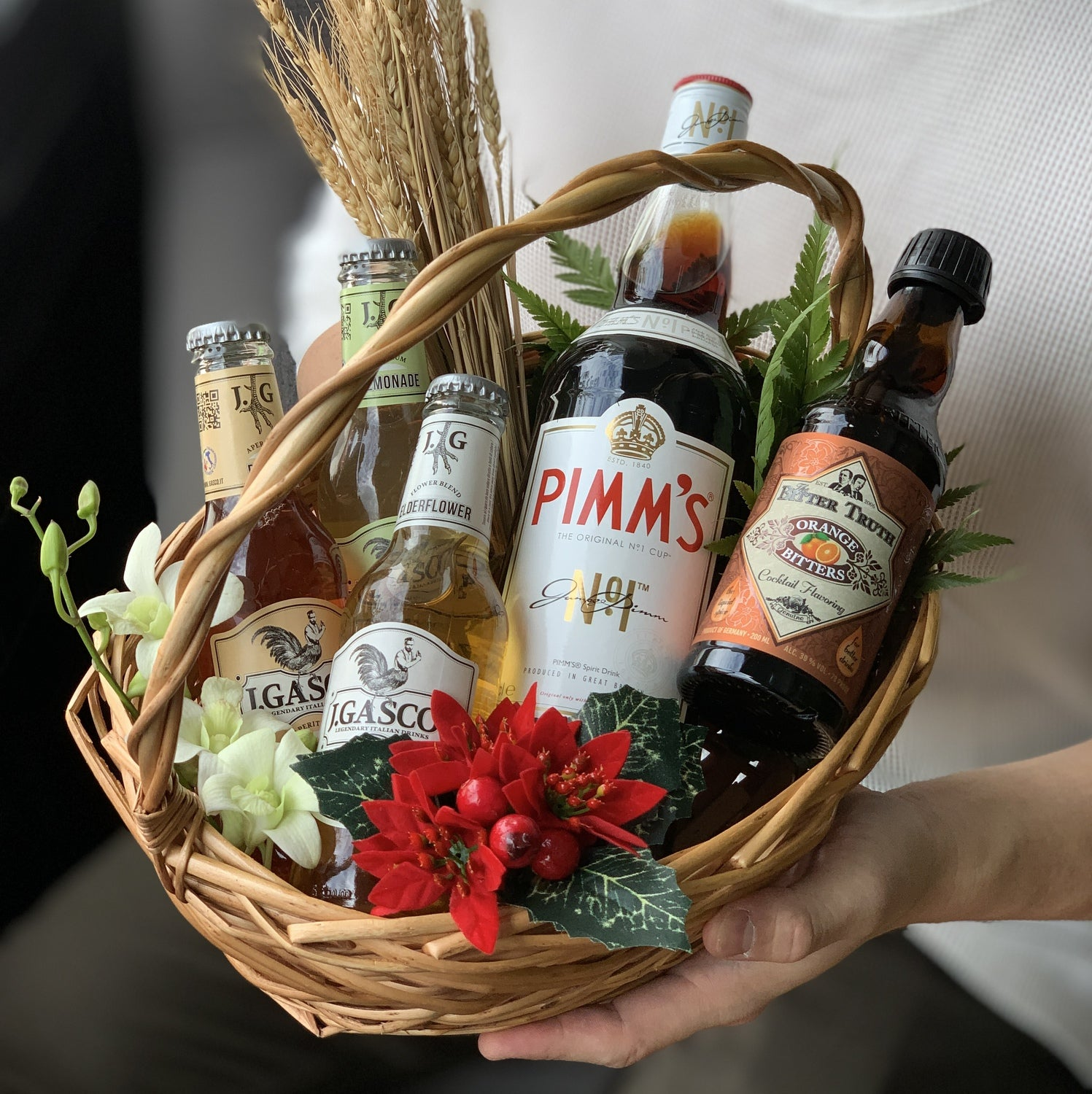The Pimm's Cup Mixology Hamper