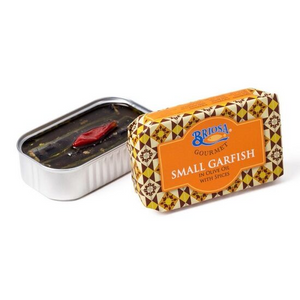 Briosa Gourmet Small Garfish in Olive Oil with Spices