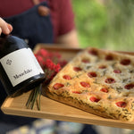 Load image into Gallery viewer, Gluten-free Focaccia & EVOO Gift Platter
