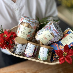 High Tea, Cookies & Chocolates Holiday Hamper