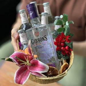 Gibson's Exception Gin Tonic Christmas Hamper