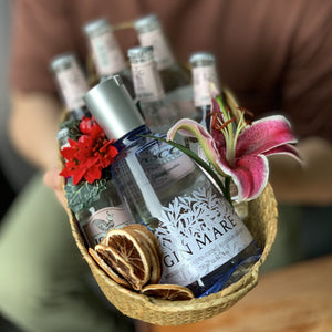 Gin Mare & Tonic Christmas Hamper