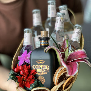 Copperhead Black Batch Gin Tonic Hamper