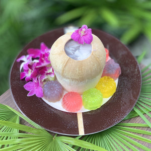 Coconut Jelly Platter (2-3 pax)