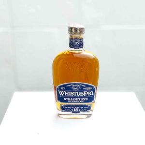 WhistlePig 15 Year Rye Whisky