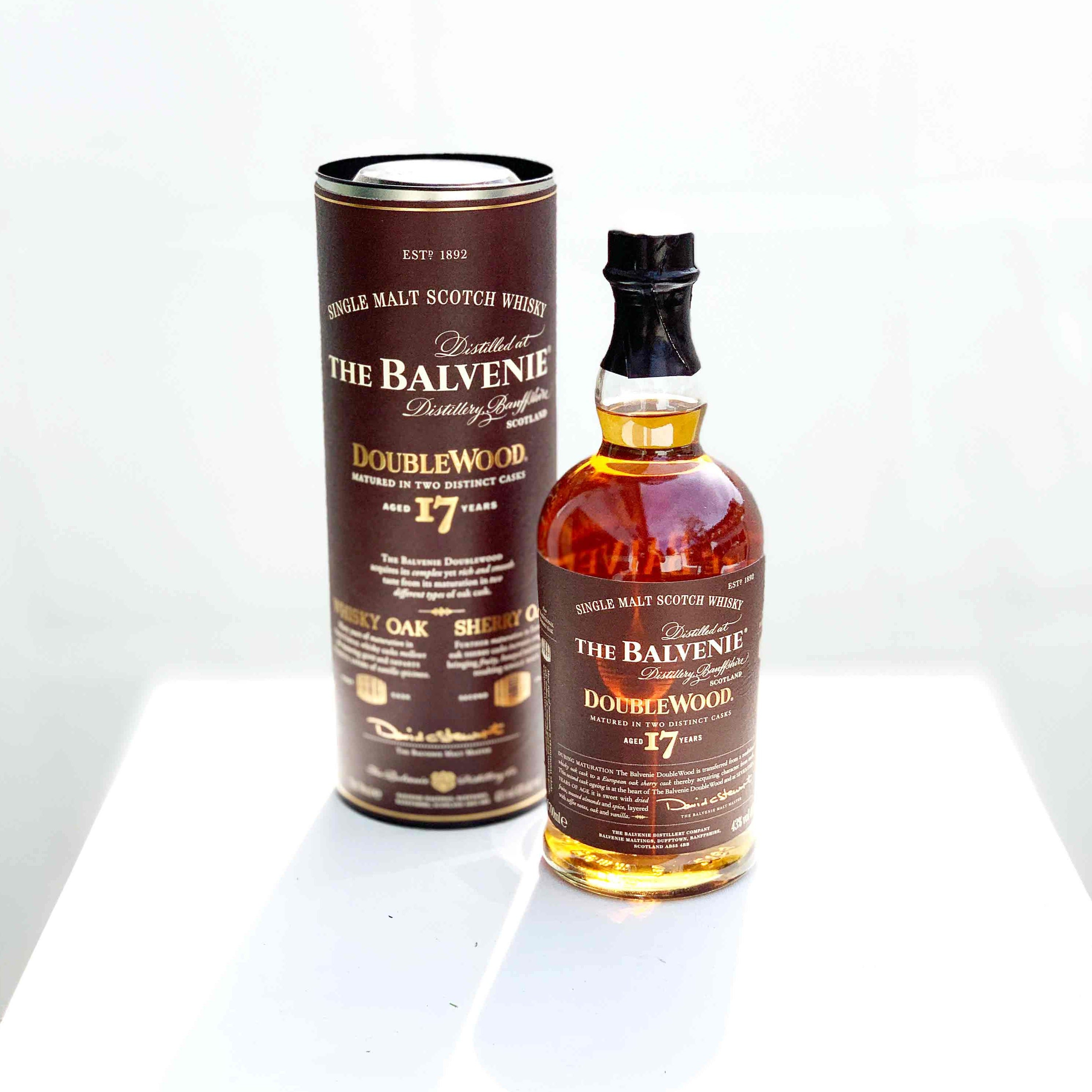 Balvenie 17 Year Double Wood