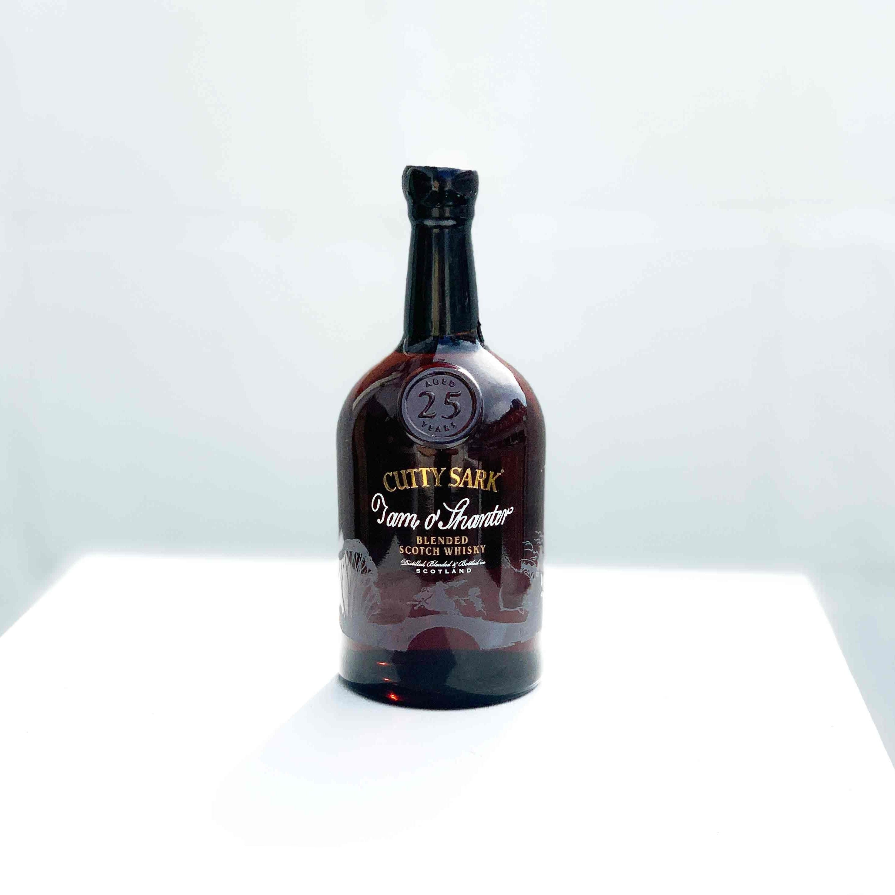 Cutty Sark 25 Year Old Tam o'Shanter Edition Blended Scotch Whisky