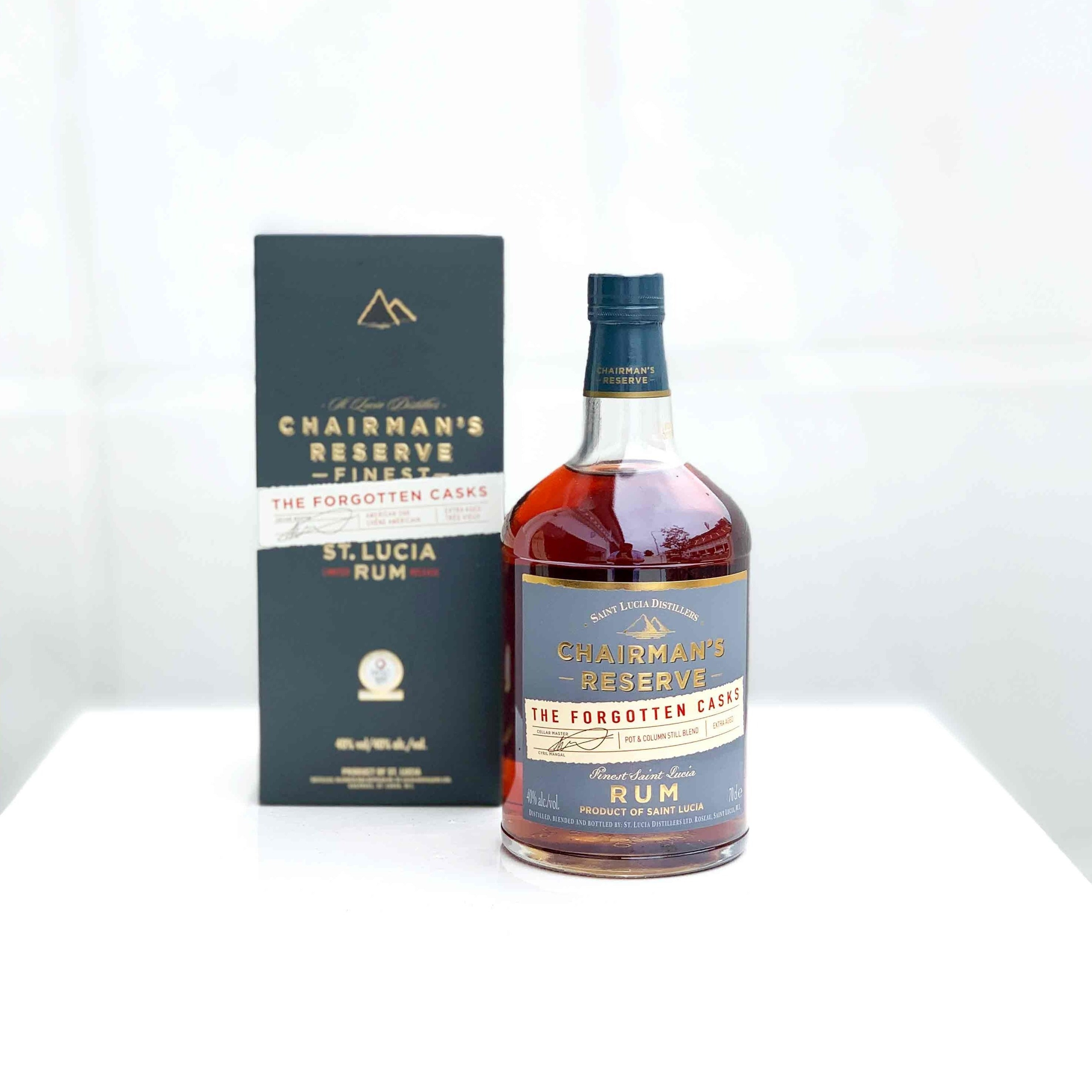 Chairman's Reserve The Forgotten Cask