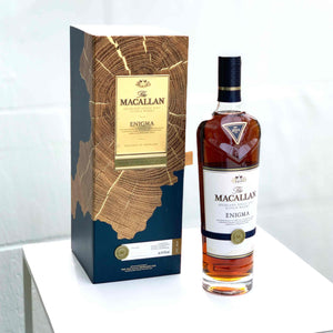 The Macallan Enigma Single Malt Scotch Whisky
