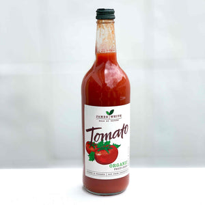 James White Tomato Juice