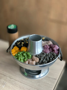 Boba Milk Tea Hotpot (Medium)