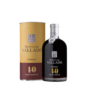 Quinta do Vallado 10 Years Port Wine