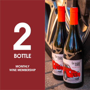2-Bottle Atlas Wine Club Membership