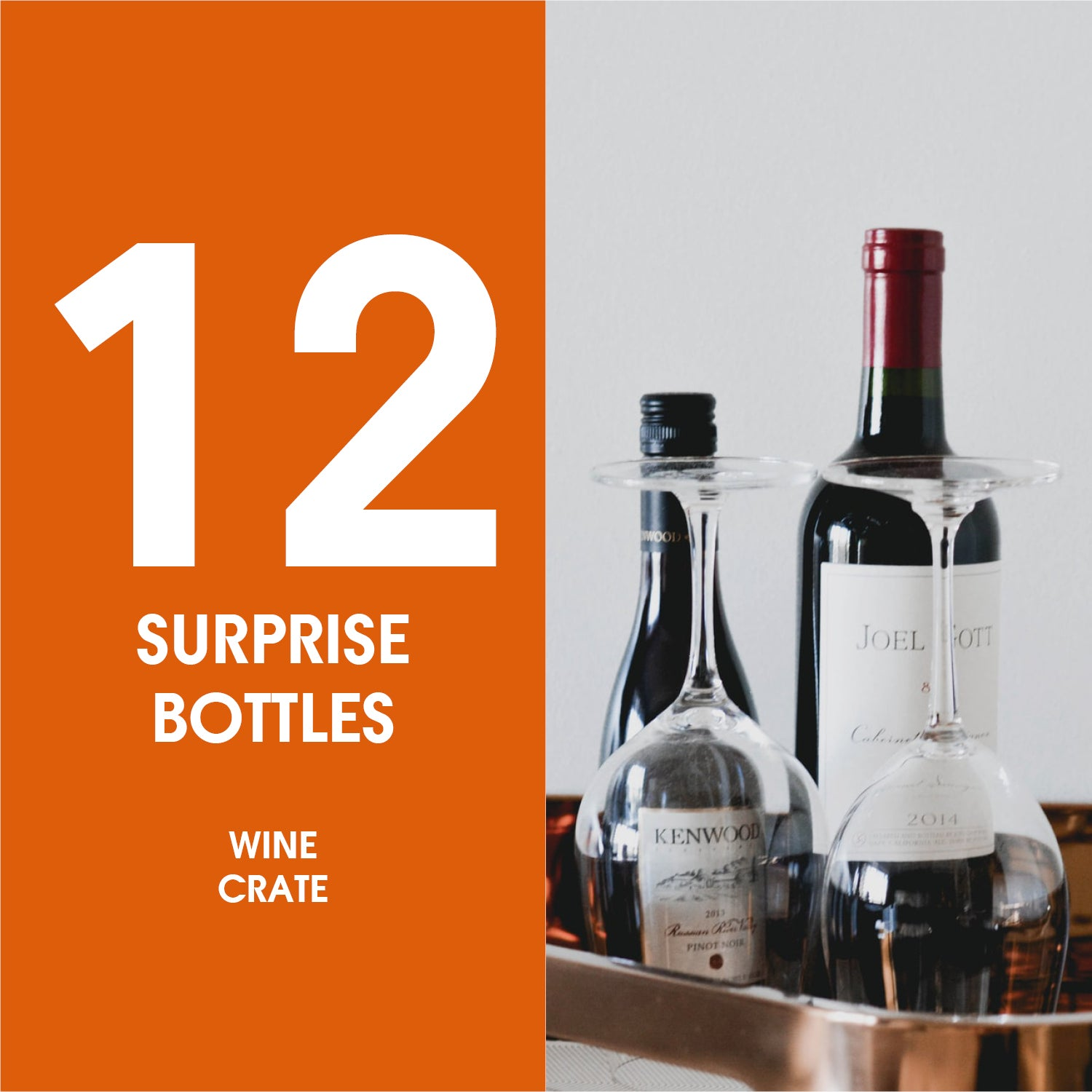 12-Bottle Holiday Box (one time only)