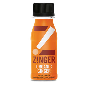 Ginger Zinger Shot