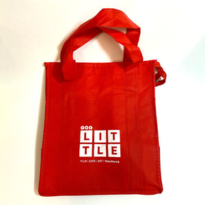Reusable Bag : Insulated Red