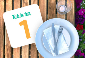 42 - Table for One