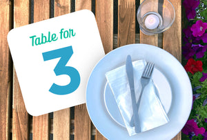 42 - Table for Three