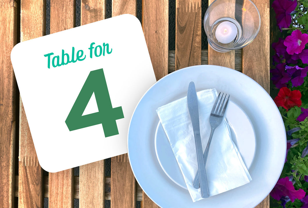 42 - Table for Four